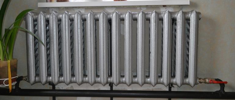 система отопления, радиатор